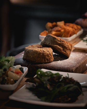 Blackstone Steakhouse vegetarisk