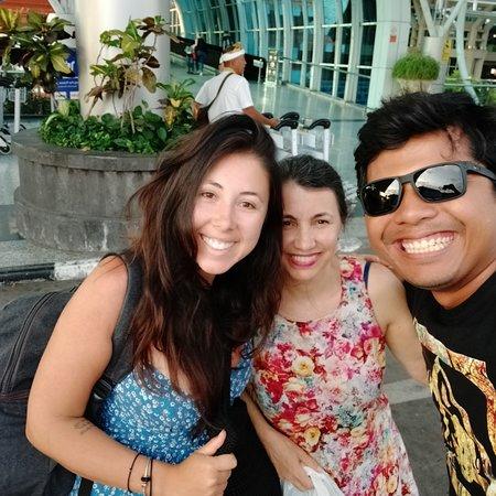 Bali, Indonesia: Brasil lalalala Brasil