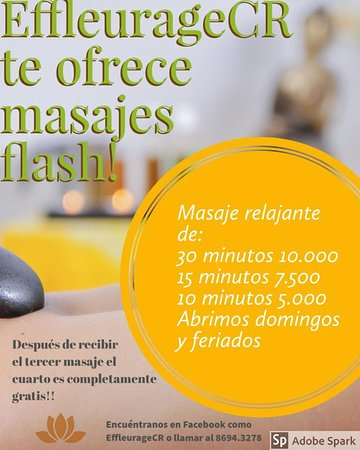 Flash therapy for your stress. Relaxation guarantee.