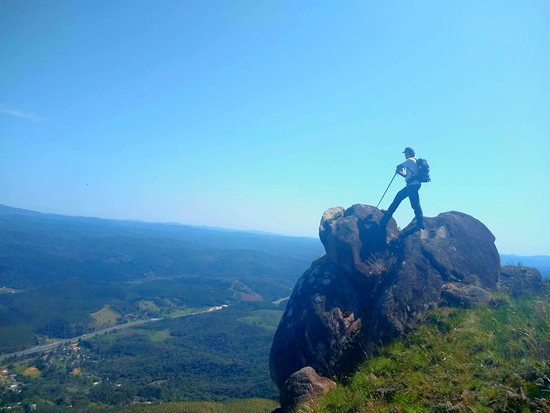 Pico Capivari Mirim