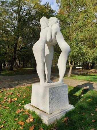 Solankowy Park, Inowrocław - Oct 2019