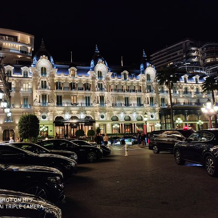 """The Night tour of Nice and Monaco with """"Tour Azur"""". Beautiful night, heart melting sight. Spend your money at the Casino Monte Carlo."""