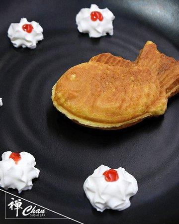 Taiyaki - dolce giapponese
