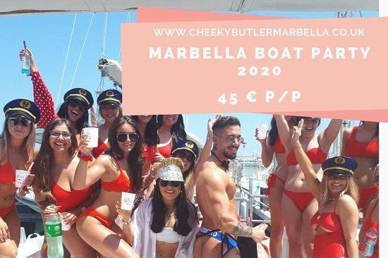 Cheeky Butler Marbella