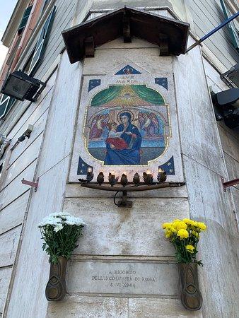 Corner via Appia Nuova