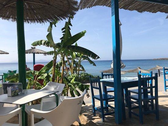 Terraza Picture Of Chiringuito Tropical Playa Blanca