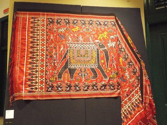 Indian pattern work