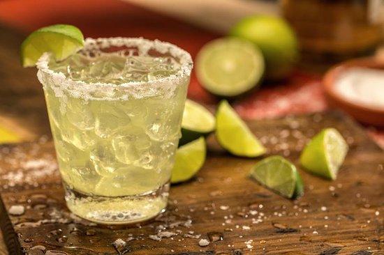 McKinney, TX: Petra House Platinum Margarita on the Rocks!