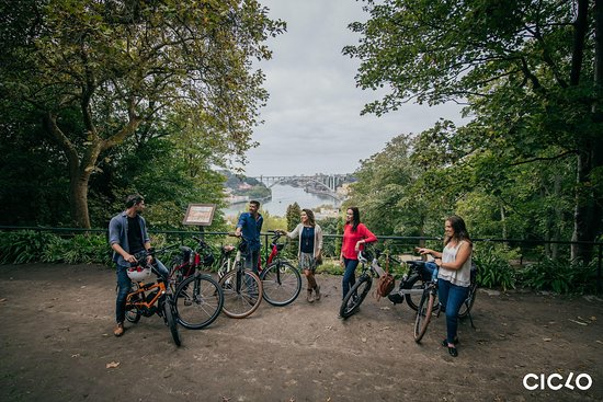 CICLO | Electric Bikes Porto Tours