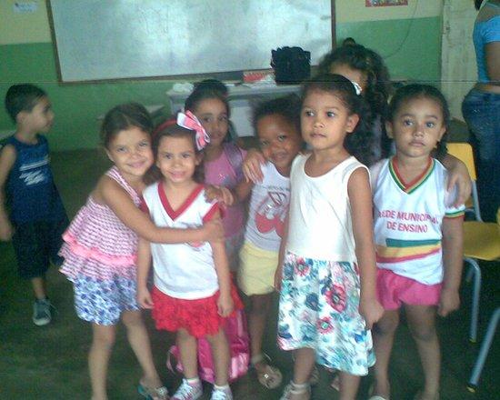 Cabrobo: Minha turminha do Pré Escolar I  ano de 2015