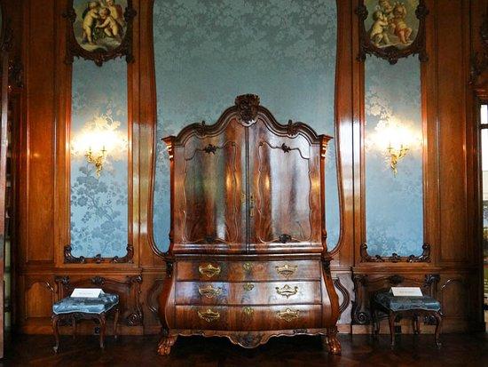 Huis Bartolotti: the interior