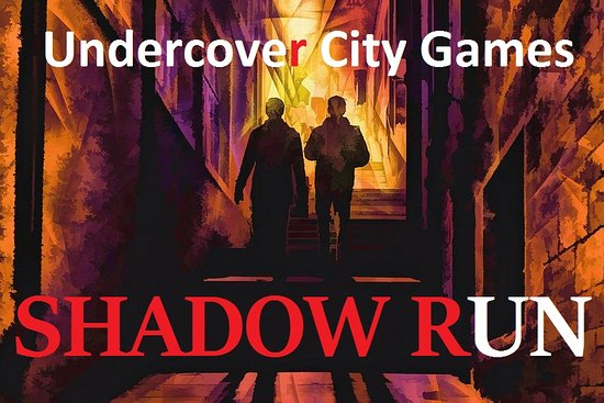 Undercover City Games: Krakow