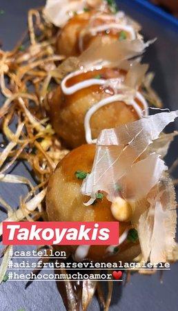 Takoyakis