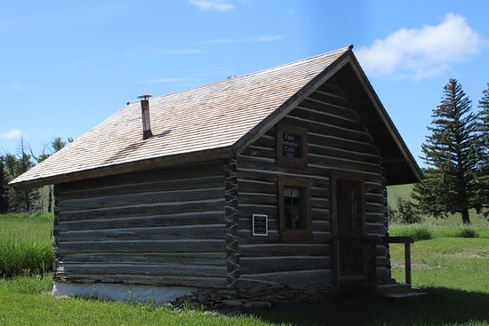 An old home from the past