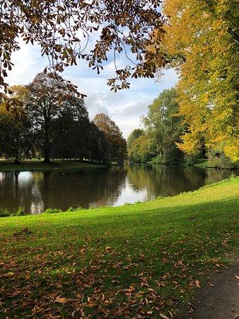 Prachtig park