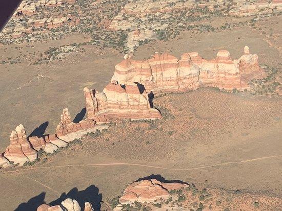 Canyonlands National Park Air Tour – valokuva