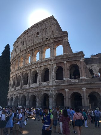Colosseum - June 2019