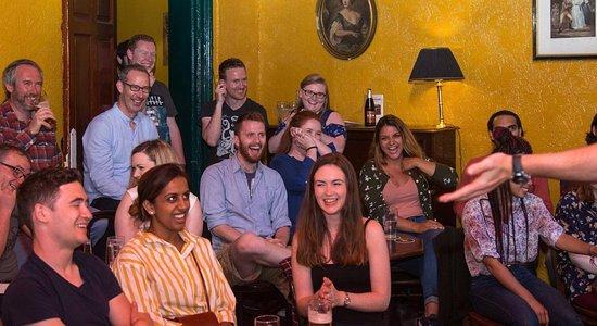 The Comedy Corner