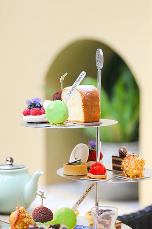 Paii Afternoon Tea, served every day from 2:30PM - 5:30PM