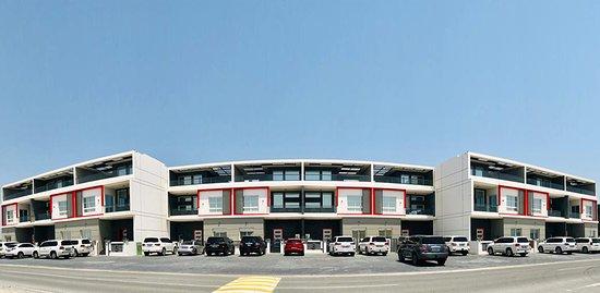 Ras Al Khaimah, Arabiemiirikunnat: KAYhomes Holiday Villas