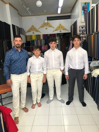 King's Fashion Tailor in Ao nang  www.kings-fashion.com