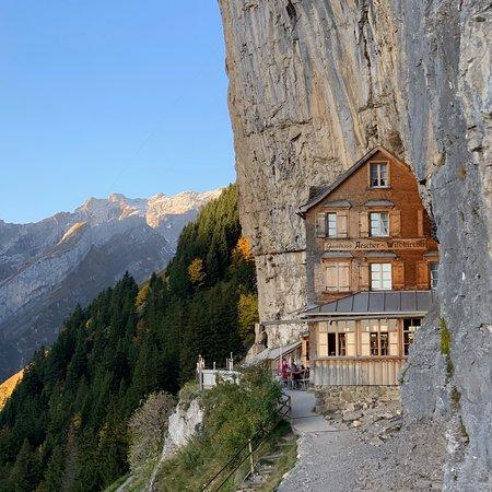 Bergrestaurant Aescher-Wildkirchli