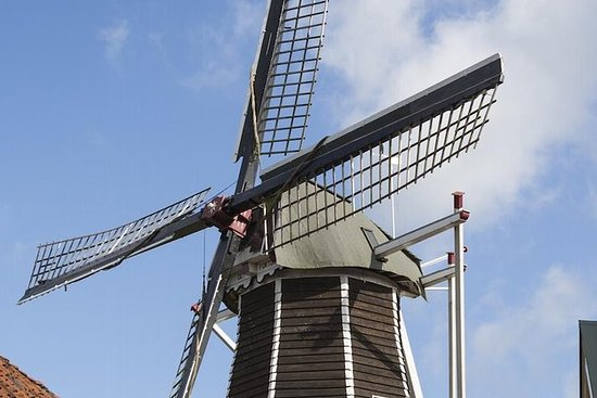 Windmills, Bakeries and Ghosts...