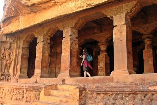 Hubli to Badami & Hampi UNESCO WHS Tour (4 Days): Hubli to Bandami & Hampi UNESCO WHS Tour