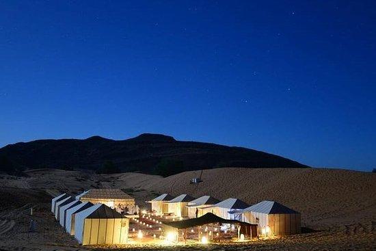 沙漠巡游:从非斯到马拉喀什的3日游,在撒哈拉沙漠中睡了2晚
