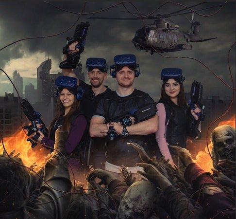 VR Gamezone