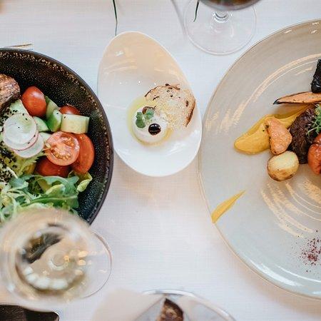 Dinner at St. Regis Brasserie