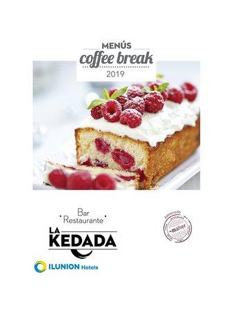 En La Kedada Bilbao también ofrecemos una variada #oferta de #menús coffe-break☕ y tú..¿cuál prefieres? #desayunos #lakedadabilbao #lakedada #restaurantebilbao #bilbao #bizkaia