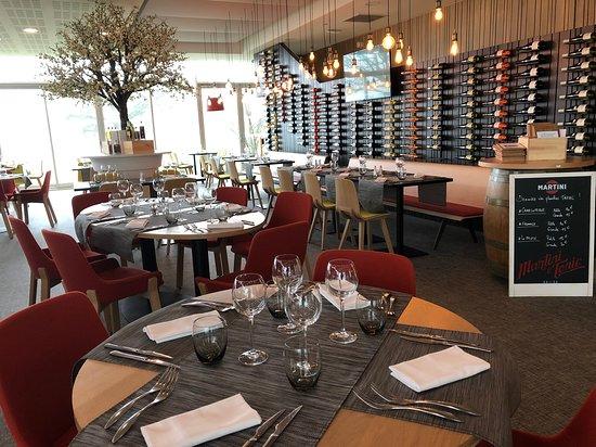 Les Terrasses De L Erdre Nantes Menu Prices Restaurant