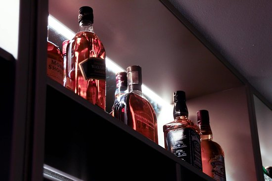A wide selection of Spirits