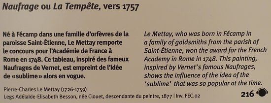Musée des Pêcheries, Fécamp