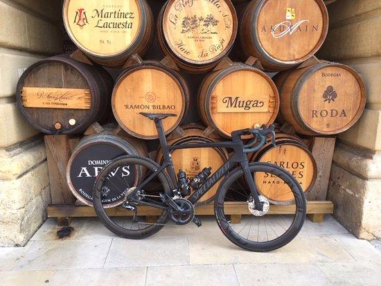 booze n bikes, doesn't get much better..