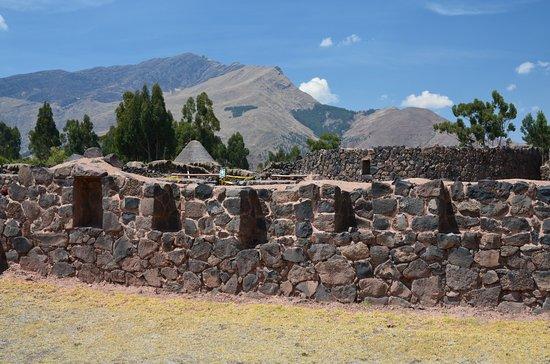 San Pedro, Peru: Raqchi Archaeological Site