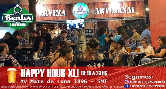 Tafi Viejo, Argentinië: Happy Hour XL!