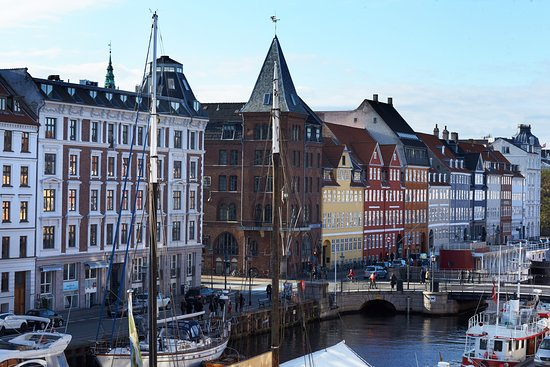 Window View - Picture of 71 Nyhavn Hotel, Copenhagen - Tripadvisor