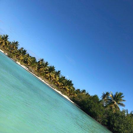 Dominicaanse Republiek: Остров Саона.  Это сказочное место, побыв в Доминикане и не съездив туда, считайте что вы не видели всей красоты этой странны! Тут, действительно райское место)