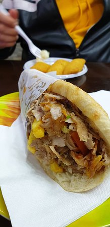 Anatolia Doner Kebab: panino kebab