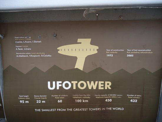 UFO observation deck