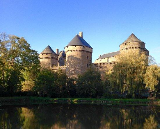 Mayenne, Франция: Château de Lassay