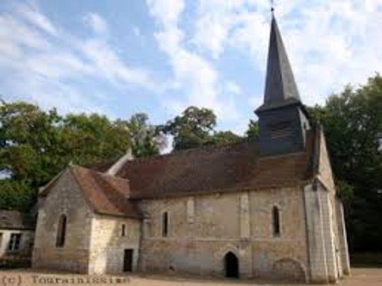 Civray-de-Touraine, Frankrijk: Dans un milieu champêtre