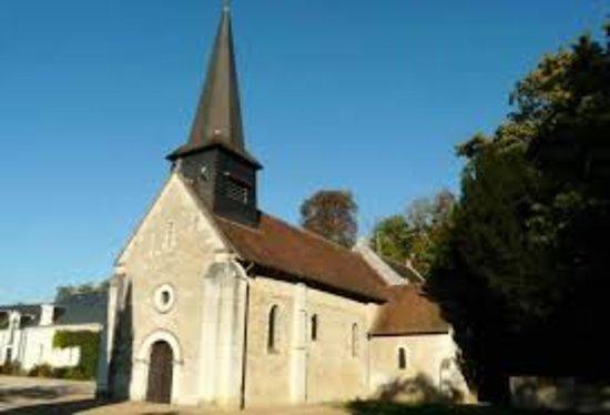 Civray-de-Touraine, Frankrijk: Le clocher nouveau