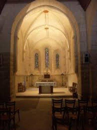Civray-de-Touraine, Frankrijk: le chœur