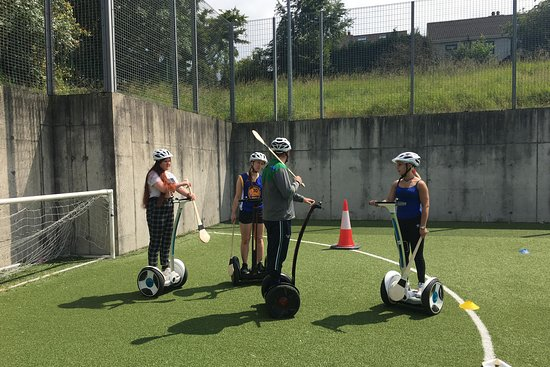 SegwaySports.ie - Segway Fun & Games