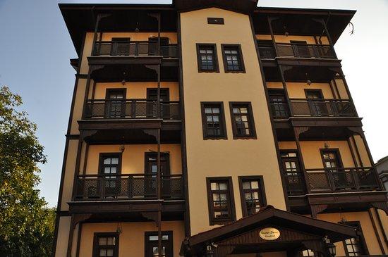 İkici bina