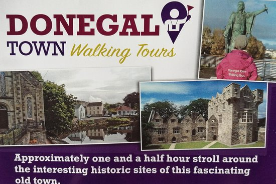 Donegal Town Walking Tours - Picture of Donegal Town Walking Tours, Donegal Town - Tripadvisor