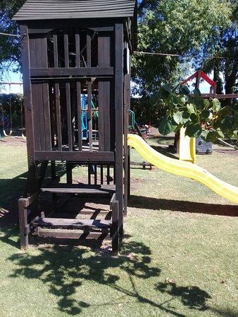 Area de niños al aire libre
